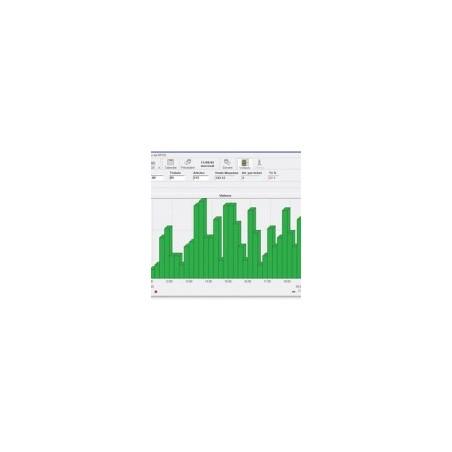 Logiciel de visualisation de comptage