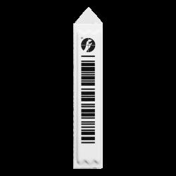 Etiquettes AM Ultra Strip III à Insérer by Sensormatic