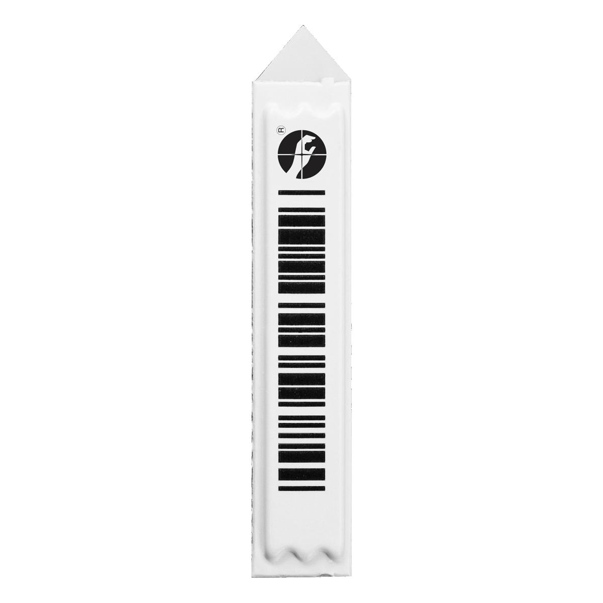 Etiquettes Sensormatic AM Ultra Strip III à Insérer
