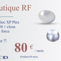 Pack Boutique RF