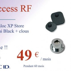 Pack antivol Boutique Access RF