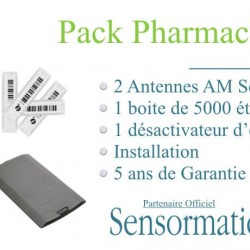 Pack Antivol Pharmacie AM Sensormatic