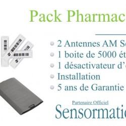 Pack Antivol Pharmacie AM Sensormatic
