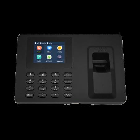 Terminal de contrôle de présence biométrique