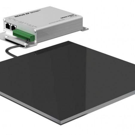 Plaque de désactivation RF avec électronique séparée